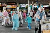 Từ 25/3, dừng đưa công dân Việt Nam ở nước ngoài về sân bay Tân Sơn Nhất