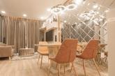 Căn hộ 65m² nhưng đem lại cảm giác rộng rãi nhờ thiết kế mở bằng vách kính ở TP. HCM