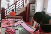 2 giáo viên ở Hà Tĩnh may 300 khẩu trang tặng học sinh nghèo phòng dịch COVID-19