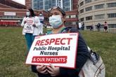 """New York quay cuồng trong dịch bệnh: """"Rất nhiều bệnh nhân tử vong, chúng tôi choáng ngợp và mệt mỏi"""""""