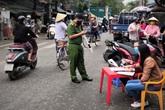 Hải Phòng: Phạt nhiều trường hợp ra đường không đeo khẩu trang