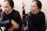 Người phụ nữ phủ nhận việc thôi miên bà bán cau để lấy tiền