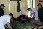 Hà Tĩnh: Cứu 8 thuyền viên gặp nạn trên biển vào bờ an toàn