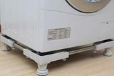 Những lợi ích khi dùng chân đế cho máy giặt mà bạn không ngờ tới