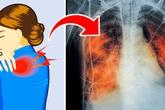 """Có 5 dấu hiệu này chứng tỏ phổi của bạn đang """"kêu cứu"""", tuyệt đối không được chủ quan"""