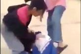 Nghệ An: Triệu tập nhóm nữ sinh đánh bạn và quay clip đưa lên mạng xã hội