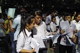 Bỏ thi quốc gia, thí sinh vất vả hơn ở kỳ thi tại các trường đại học?