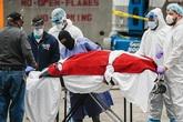 Nước Pháp sốc vì mất thêm hơn 1.300 người trong 1 ngày, Mỹ thêm gần 3 vạn ca mắc mới COVID-19