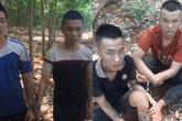Bắt 4 thanh niên tham gia vụ hiếp dâm 2 thiếu nữ