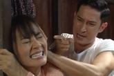 """Luật trời tập 5: """"Làm gái không xong"""", Ngọc Lan bị chồng đánh đập tàn nhẫn trước mặt tình địch"""