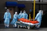 Mỹ nối dài 27 ngày có số người nhiễm và tử vong gia tăng, Nga thành điểm nóng trên thế giới