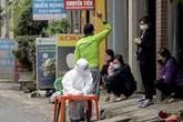 Hà Nội tiếp tục cách ly thêm hơn 2.000 trường hợp F1, F2 ở Thường Tín và Mê Linh