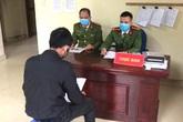 Quảng Ninh: Nam thanh niên lăng mạ, thách thức chốt kiểm dịch do bị nhắc nhở không đeo khẩu trang