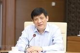 Bài phát biểu online lúc 3h30' của Thứ trưởng Bộ Y tế Việt Nam tại Đại hội đồng Y tế Thế giới