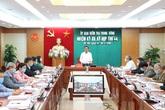Đề nghị khai trừ Đảng đối với nguyên Thứ trưởng Bộ Quốc phòng Nguyễn Văn Hiến
