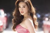 """Hoa hậu Khánh Vân thay đổi phong cách """"chóng mặt"""" sau nửa năm đăng quang"""