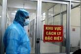 Người phụ nữ 41 tuổi phát hiện dương tính SARS-CoV-2 sau 21 ngày về nước