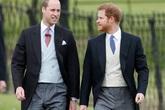 """Hành động """"trông chừng"""" em trai của Hoàng tử William khiến nhiều người xót xa"""