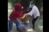 Nghệ An: Đang làm rõ clip một nữ sinh bị nhóm bạn hành hung dã man