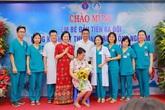 Bé trai đầu tiên ở Hưng Yên chào đời bằng phương pháp thụ tinh trong ống nghiệm