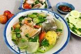 7 món canh ngon thuần Việt cho ngày hè