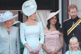 'Cung điện bênh Kate, lơ Meghan như cú tát vào mặt Harry'
