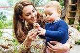 Nhìn hình ảnh Công nương Kate cưng nựng con, dân mạng lại tức giận với phát ngôn của Meghan Markle