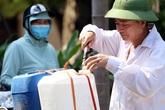 Nỗi lo mất nước sinh hoạt lại trực chờ tại Thủ đô khi nắng nóng đỉnh điểm