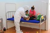 3 làng có 21 người mắc bệnh truyền nhiễm nguy hiểm - bạch hầu