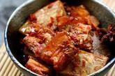 Thịt hấp khoai môn bùi thơm cho bữa tối ngon cơm