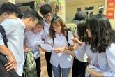 Quảng Ninh: 2 thí sinh bị đình chỉ thi môn Ngữ văn, 55 thí sinh vắng mặt