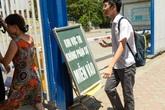 28 cán bộ coi thi vắng mặt trong buổi thi môn Toán vào 10 tại Hà Nội