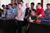 Nghệ An: 5 án tử hình, 8 tù chung thân trong đường dây mua bán ma túy lớn