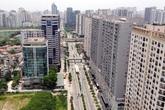 Hà Nội: Chung cư mọc lên, hạ tầng quá tải