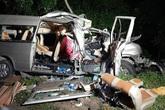 Danh tính 15 người thương vong trong vụ tai nạn kinh hoàng ở Bình Thuận