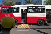 Người đàn ông tử vong thương tâm dưới gầm xe bus