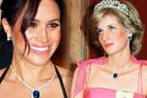"""Meghan Markle từng có thái độ thô lỗ ngay trong hôn lễ bạn thân nhất của Harry và tham vọng """"đánh bại"""" Công nương Diana"""