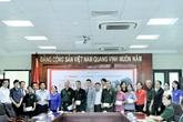 Danko Group phối hợp cùng báo Tiền phong tặng quà cựu thanh niên xung phong Thái Nguyên