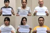 Bắt thêm 8 người Trung Quốc vượt biên vào TP.HCM tránh dịch Covid