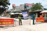 Kết quả xét nghiệm 44 trường hợp tiếp xúc gần với BN748 ở Thanh Hóa