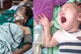 Người mẹ đơn thân hôn mê sâu vì tai nạn giao thông, con bệnh nặng khóc ngằn ngặt vì thiếu sự chăm sóc của mẹ