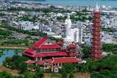 Bé gái 2 ngày tuổi bị bỏ rơi, tử vong trước cổng chùa ở Đà Nẵng