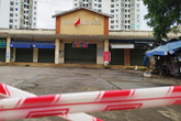 Có đến 3 trường hợp mắc COVID-19 đặt chân đến, Đà Nẵng đóng cửa một chợ dân sinh