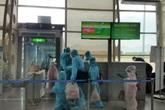 Thêm 230 hành khách mắc kẹt ở Đà Nẵng trở về Hà Nội an toàn