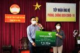 Vietcombank ủng hộ 5 tỷ đồng chung tay cùng thành phố Đà Nẵng đẩy lùi COVID - 19