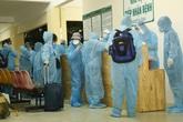 """Gần 300 người """"mắc kẹt"""" tại Đà Nẵng trở về TP.HCM đã được cách ly tập trung"""