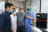 Khai trương hệ thống xét nghiệm virus SARS-CoV-2 tại Bệnh viện C Đà Nẵng