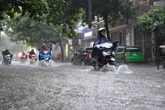 Đợt mưa lớn ở miền Bắc sẽ kéo dài bao nhiêu ngày?