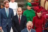 William không nói chuyện với Harry sau thông báo rời hoàng gia