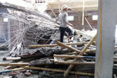 Tai nạn thương tâm: 4 công nhân thương vong khi đang hoàn thiện công trình